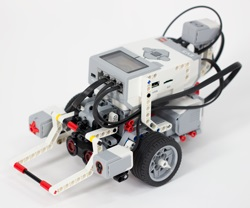 LEGO MINDSTORMS EV3 Programming Using Simulink